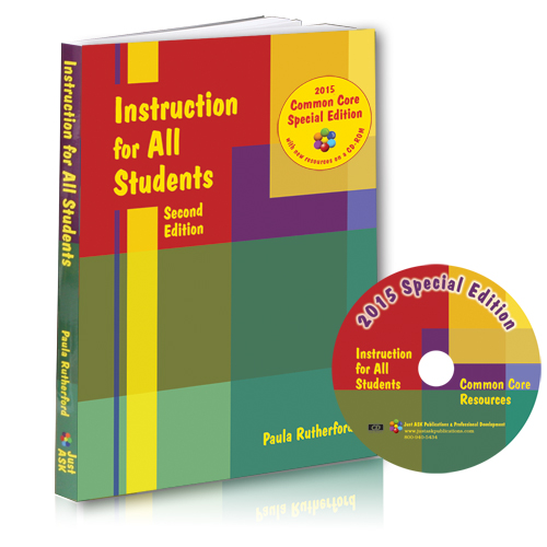 Common Core Special Edition Instruction for All Students