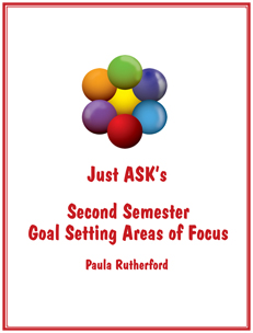Second Semester Goal Setting Areas of Focus