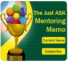 Just ASK's Mentoring Memo
