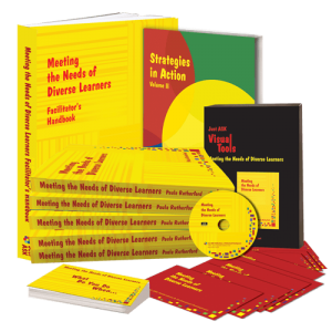 Meeting the Needs of Diverse Learners PLC Pack