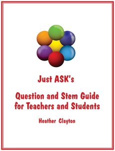 Question and Stem Guide for Teachers and Students